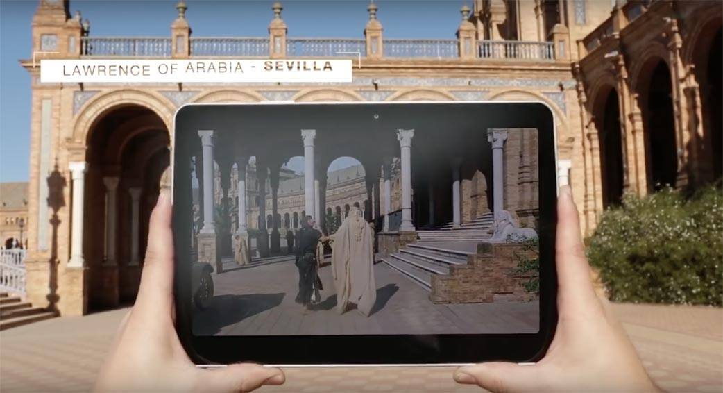 Andalusië filmlocaties