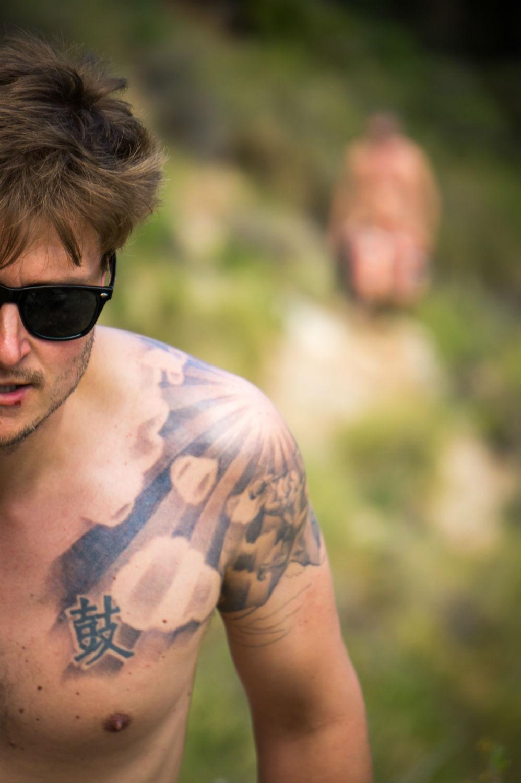 Tattoo hike